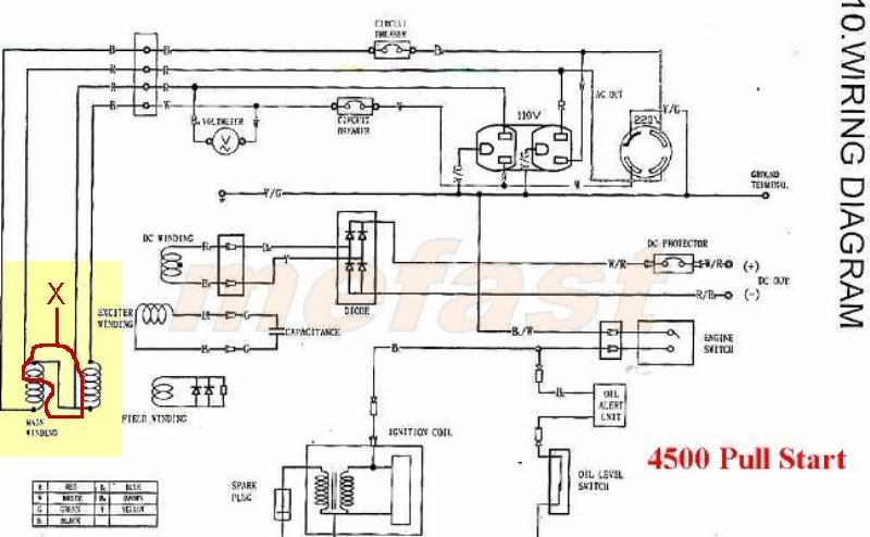 onan-4500-commercial-generator-wiring-diagram-site-6  Onan Generator Wiring Diagram on