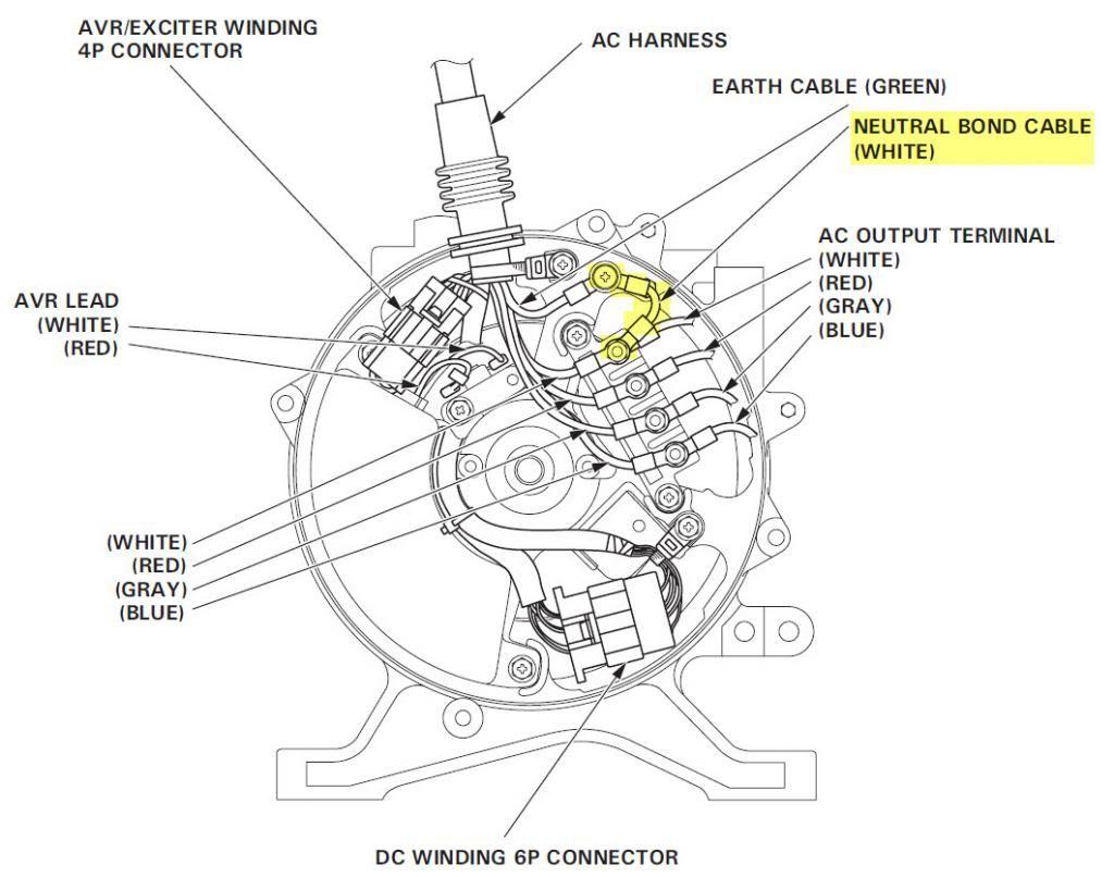 Onan 6500 Generator Wiring Diagram