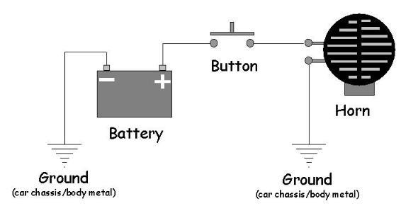 Ooga Horn Relay Wiring Diagram