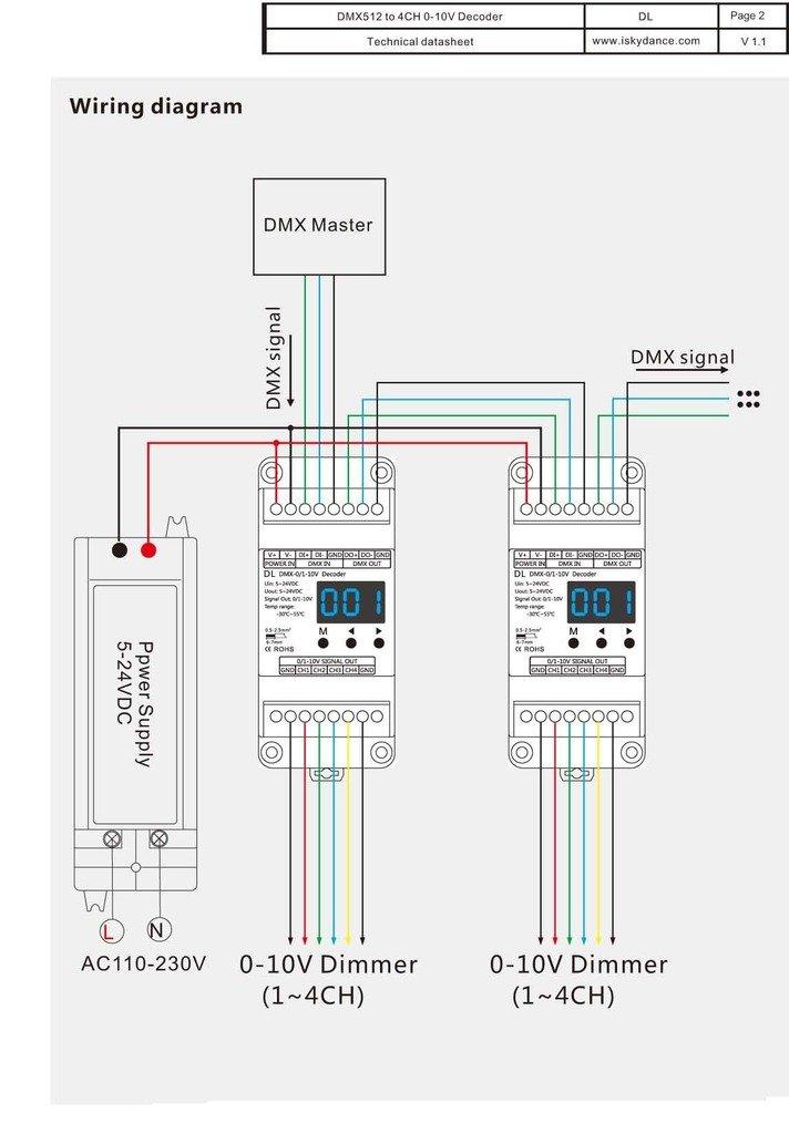 Osram Ot Dim 1-10v Dimmer Wiring Diagram