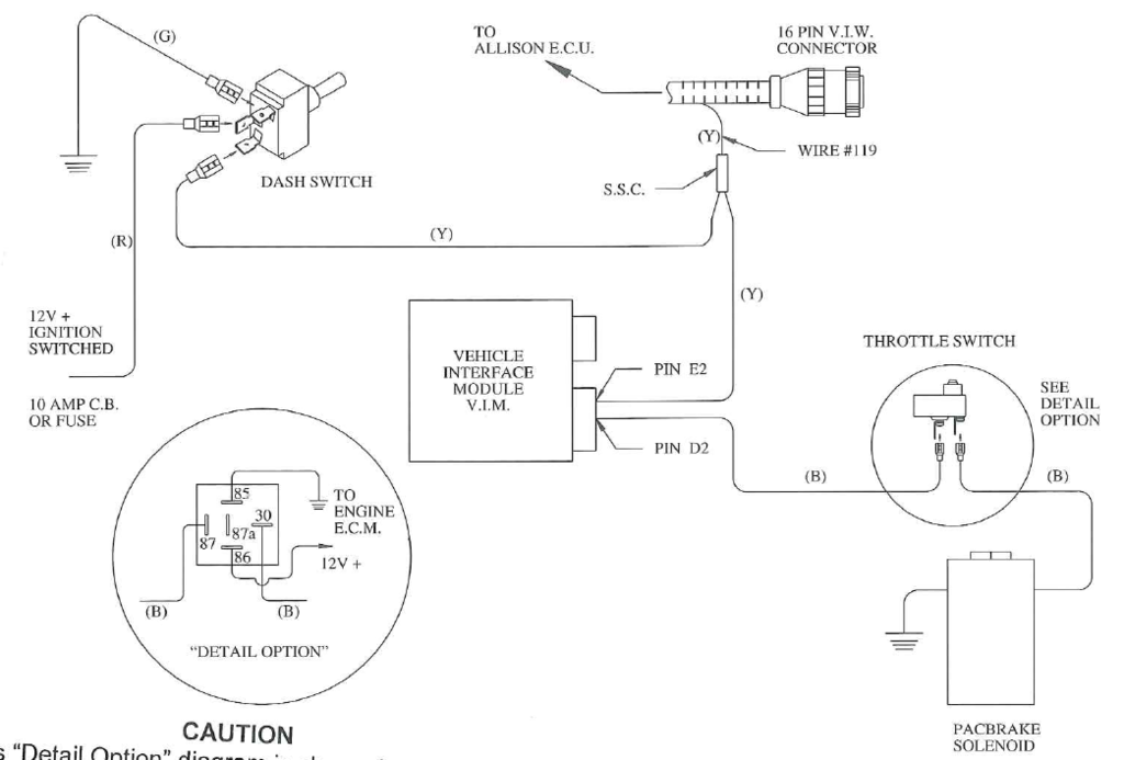 Pac Brake Hp625 Wiring Diagram Pdf