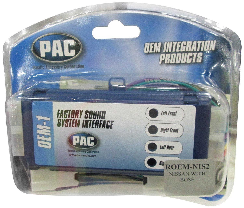 Pac Oem-1 Wiring Diagram