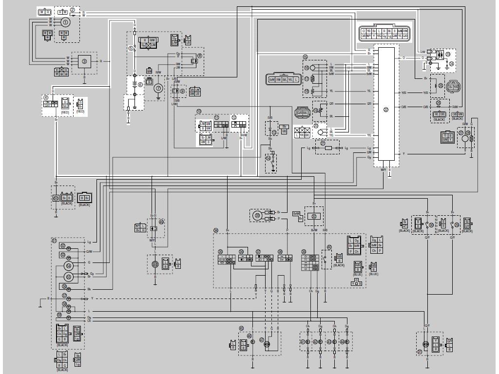 Packard C230c Wiring Diagram