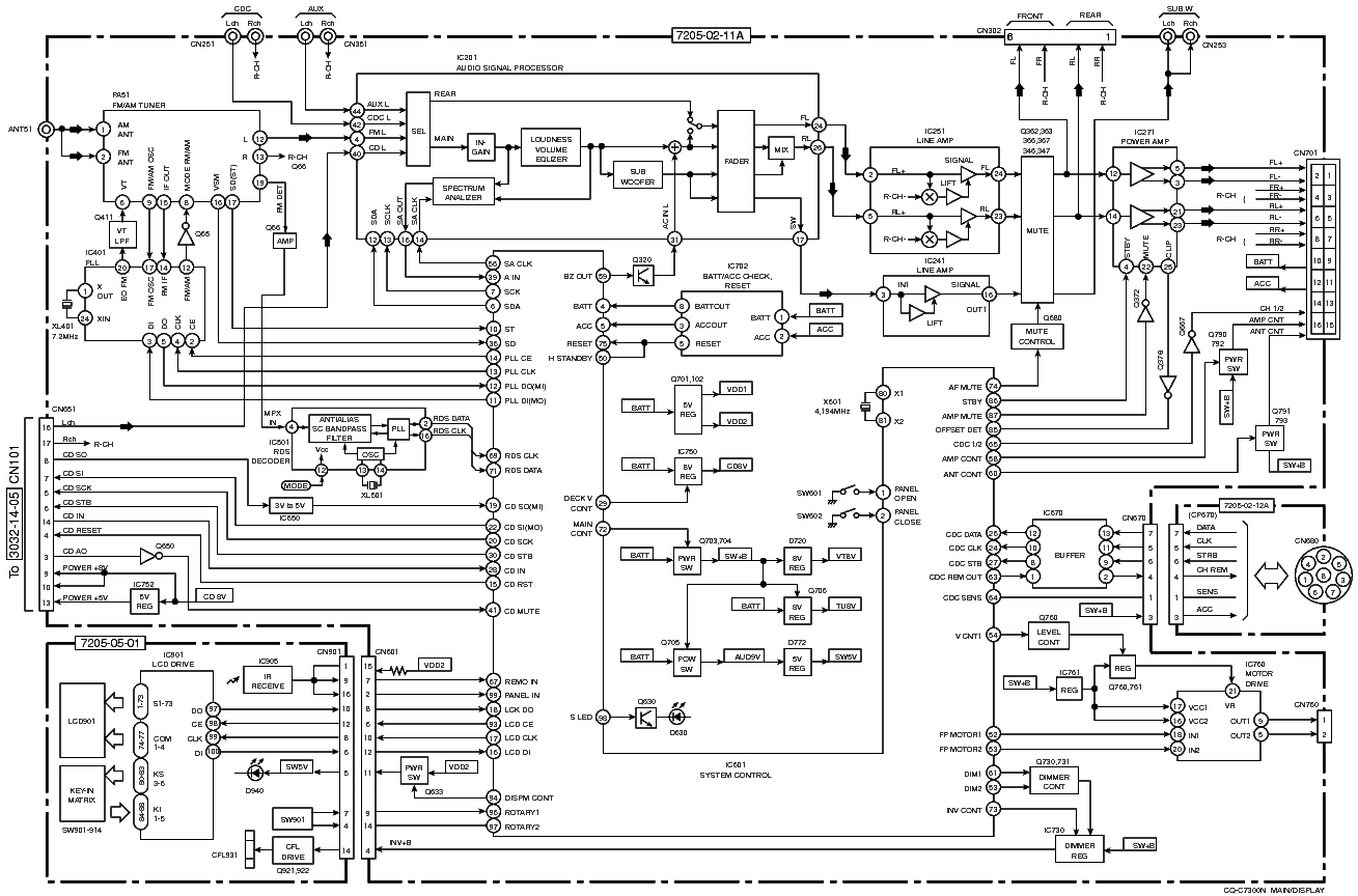 Panasonic Cq C1301U Wiring Diagram from schematron.org
