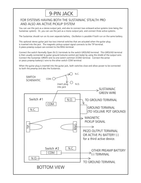 Paul Gilbert Invader Loaded Pickguard Wiring Diagram