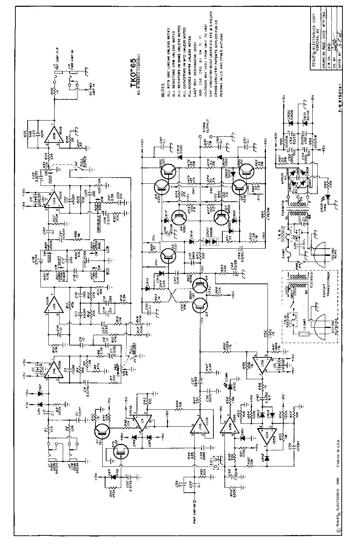 Peavey Patriot Wiring Diagram