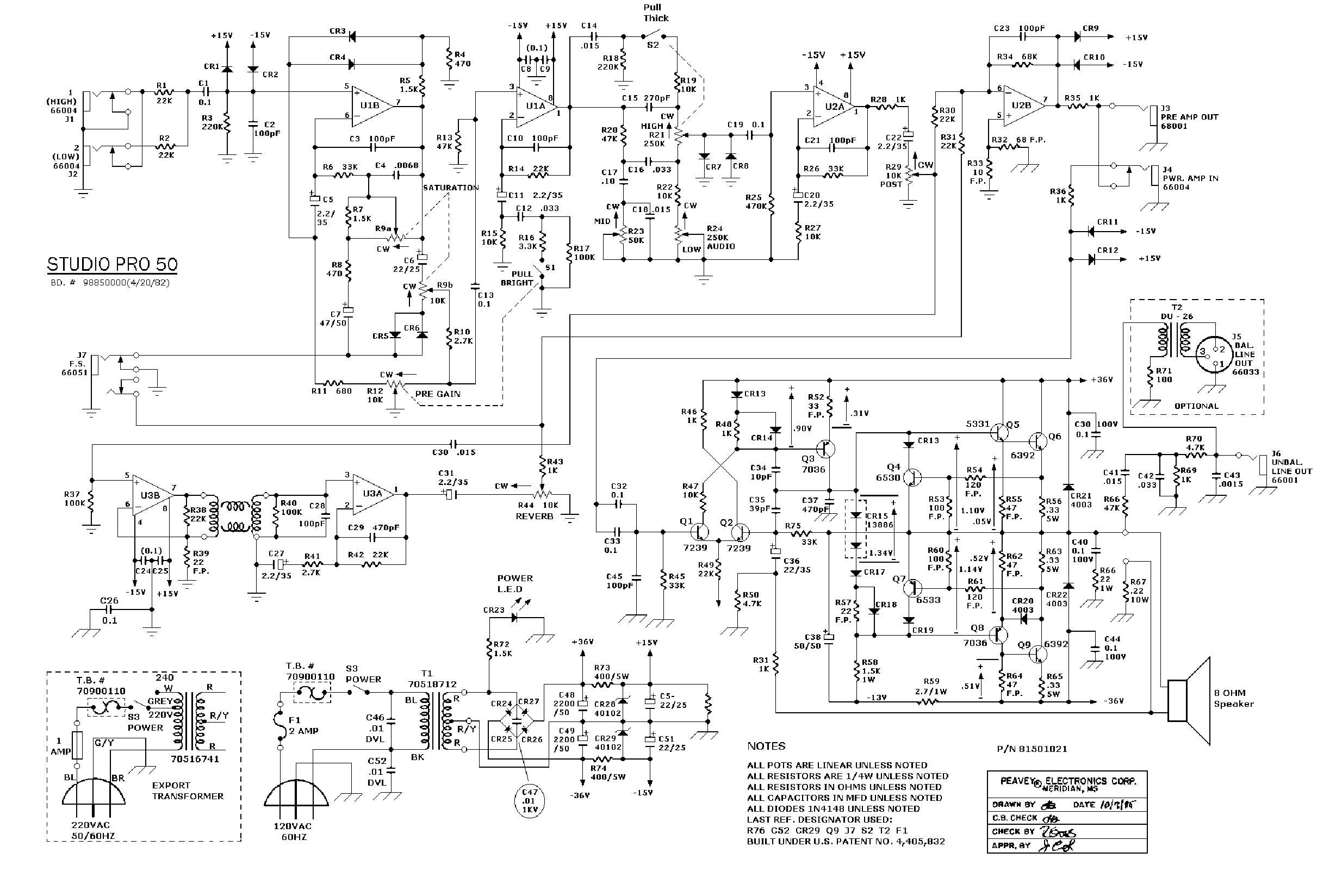 peavey t 60 wiring diagram 8 peavey t 60 wiring diagram