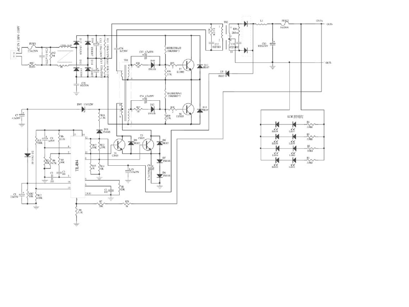Peltier Wiring Diagram