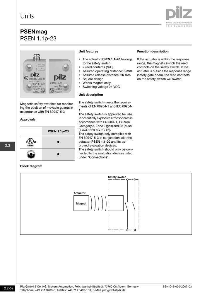 pilz-pnoz-x3-safety-relay-wiring-diagram-4 Pnoz S C Wiring Diagram on