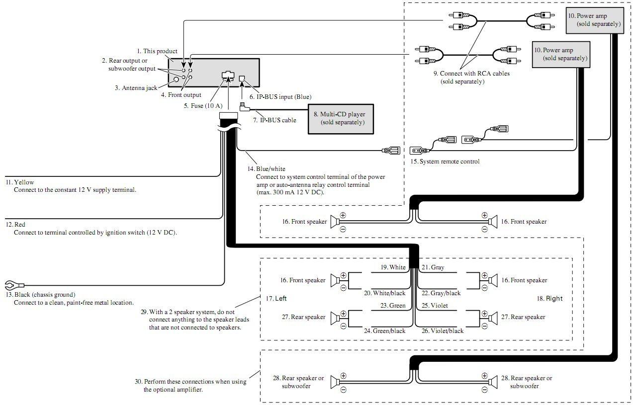 Pioneer 1300mp Wiring Diagram