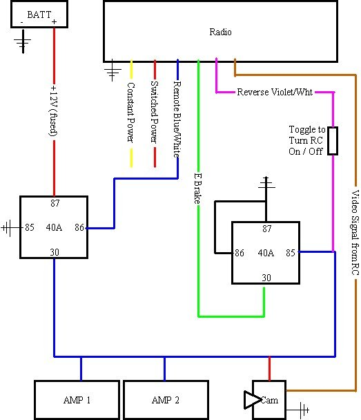 pioneer avh p1400dvd wiring diagram 6 pioneer avh p1400 wiring diagram wiring diagram explained