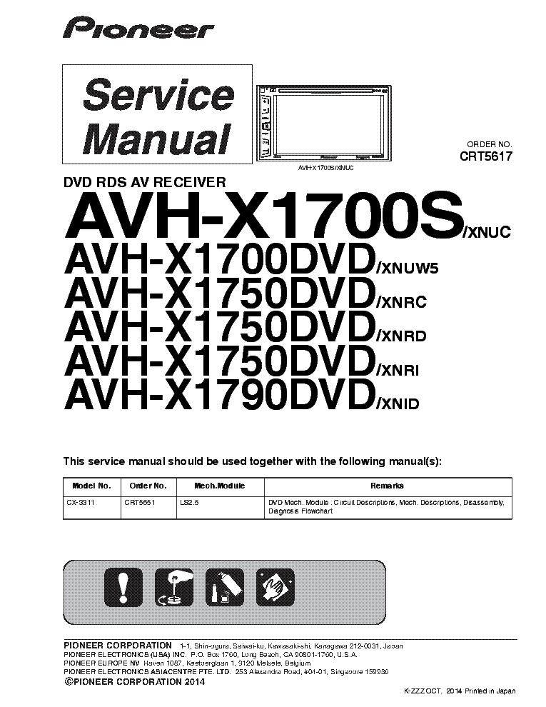 Pioneer Avh P2400Bt Wiring Diagram from schematron.org