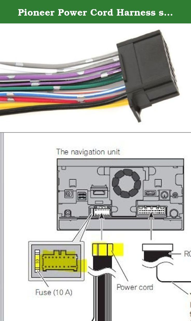 Pioneer Avh-x2800bs Wiring Harness Diagram on stereo amp wiring, subwoofer wiring, kenwood stereo wiring, dvd player wiring,