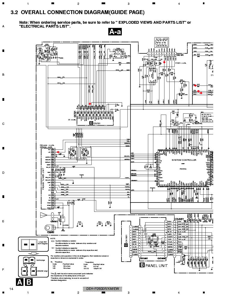Pioneer Deh1300Mp Wiring Diagram from schematron.org
