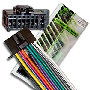 Pioneer Wiring Harness Color Code - Wiring Diagram Data on pioneer stereo wire harness colors, pioneer radio wiring colors, pioneer radio color code,