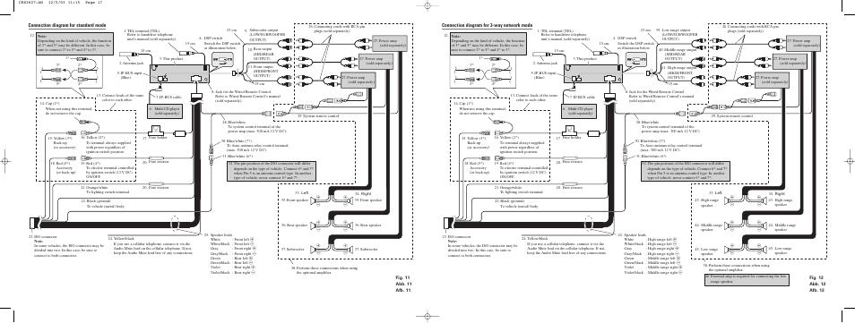 Pioneer Deh 2300 Wiring Diagram
