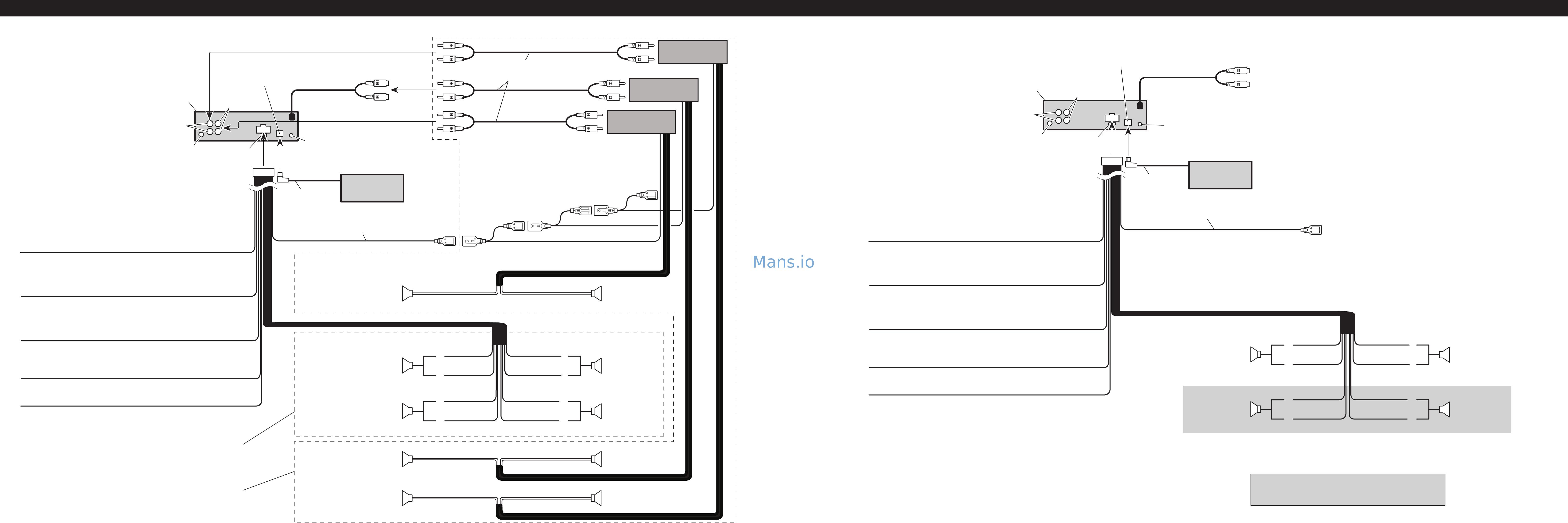 Pioneer Deh P2600 Wiring Diagram