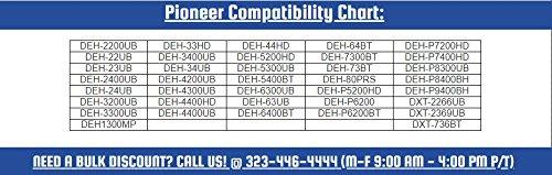 Pioneer Deh-2200Ub Wiring Diagram from schematron.org