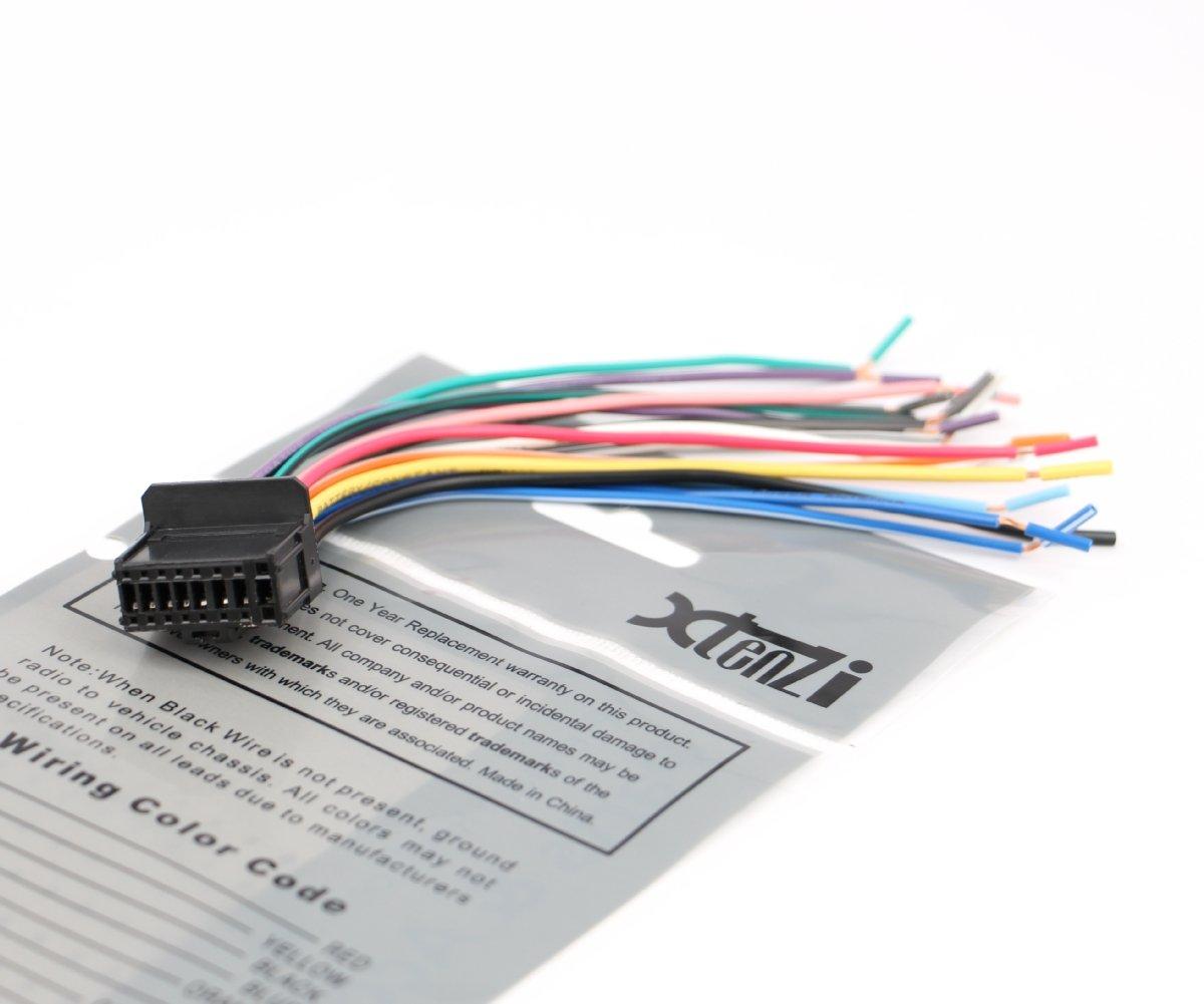Pioneer Deh S5010bt Wiring Diagram