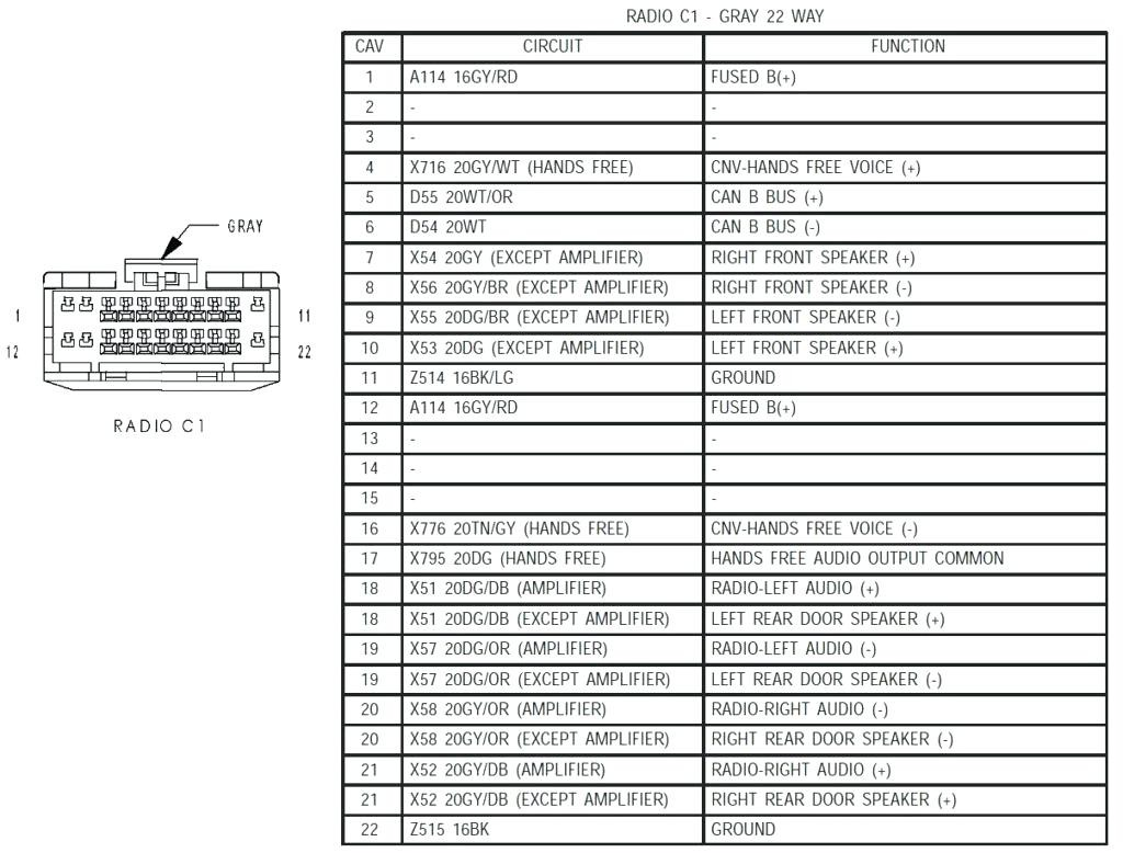 Pioneer Fh-X720Bt Wiring Diagram from schematron.org