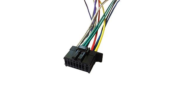 Pioneer Mvh X380bt Wiring Diagram