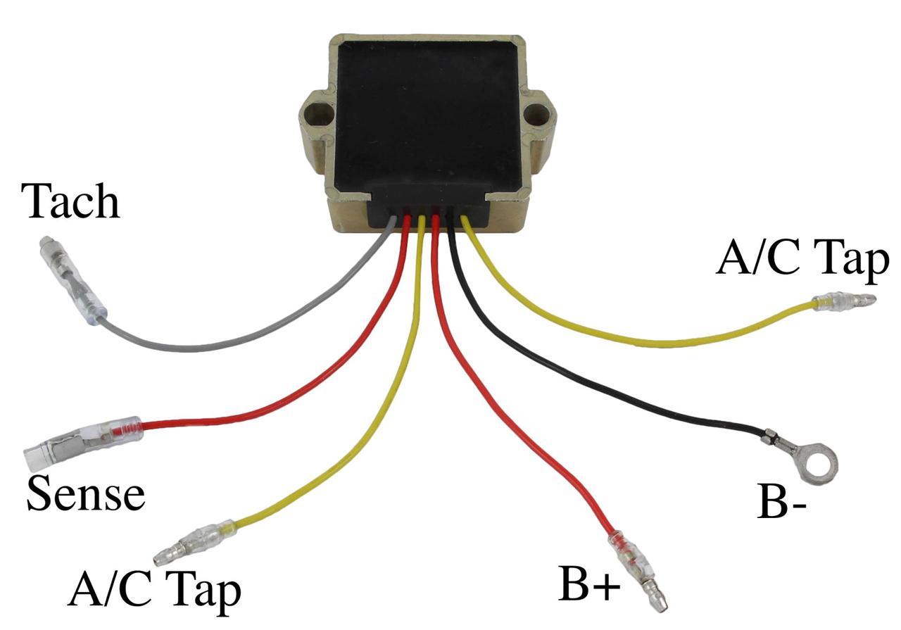 Podtronics 3 Phase Regulator Wiring Diagram