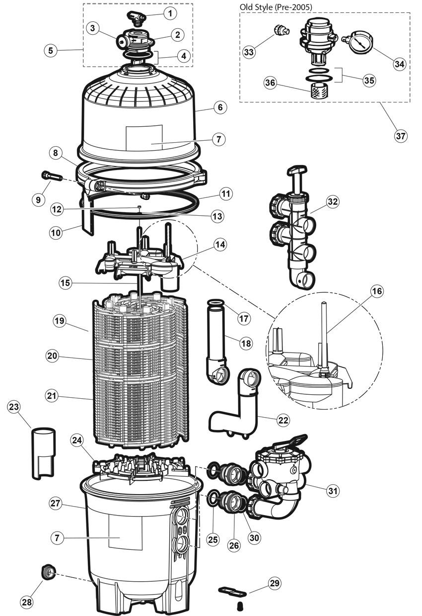 Polaris Pump Pb4