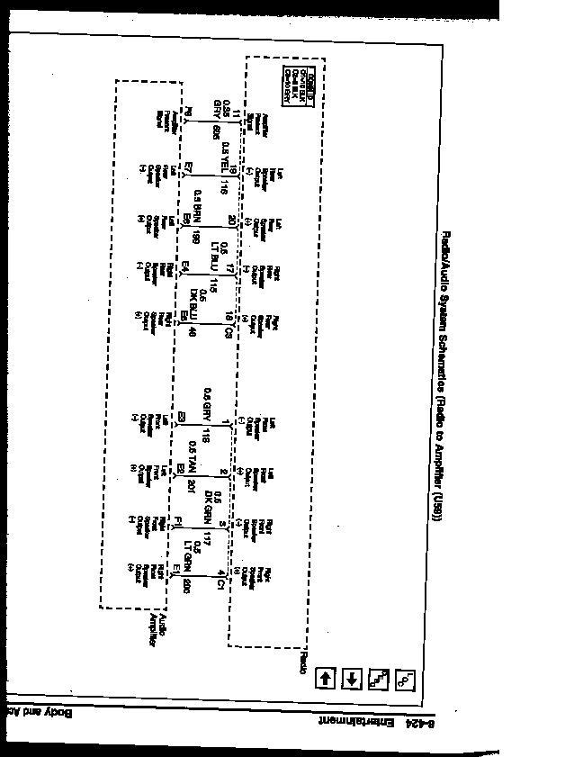 Pontiac Monsoon Amp Wiring Diagram