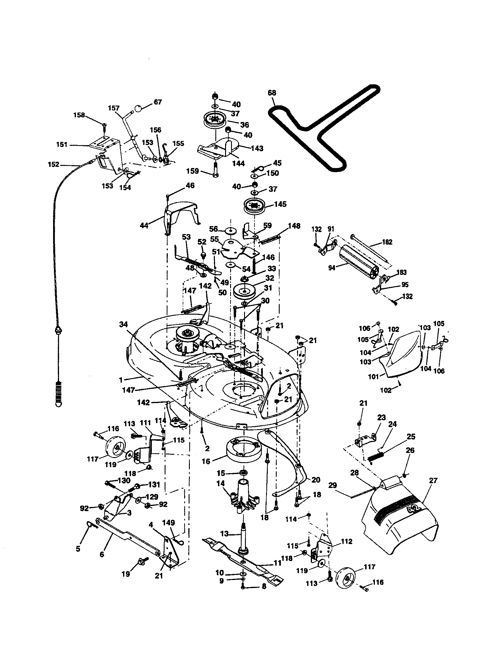 Poulan Pro Riding Mower Wiring Diagram Lawn
