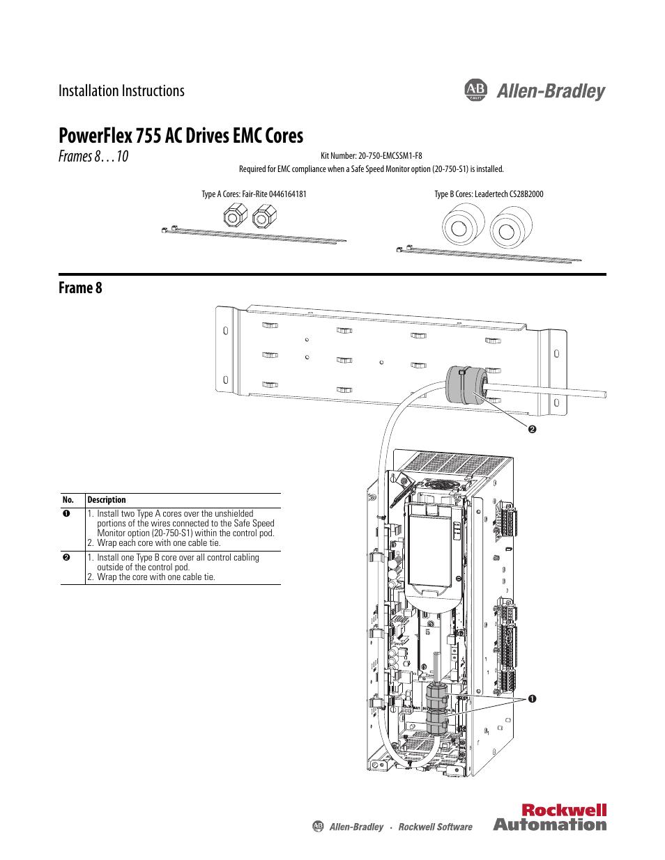 Powerflex 4 Vfd Connection Diagram - Wiring Diagrams Hidden on