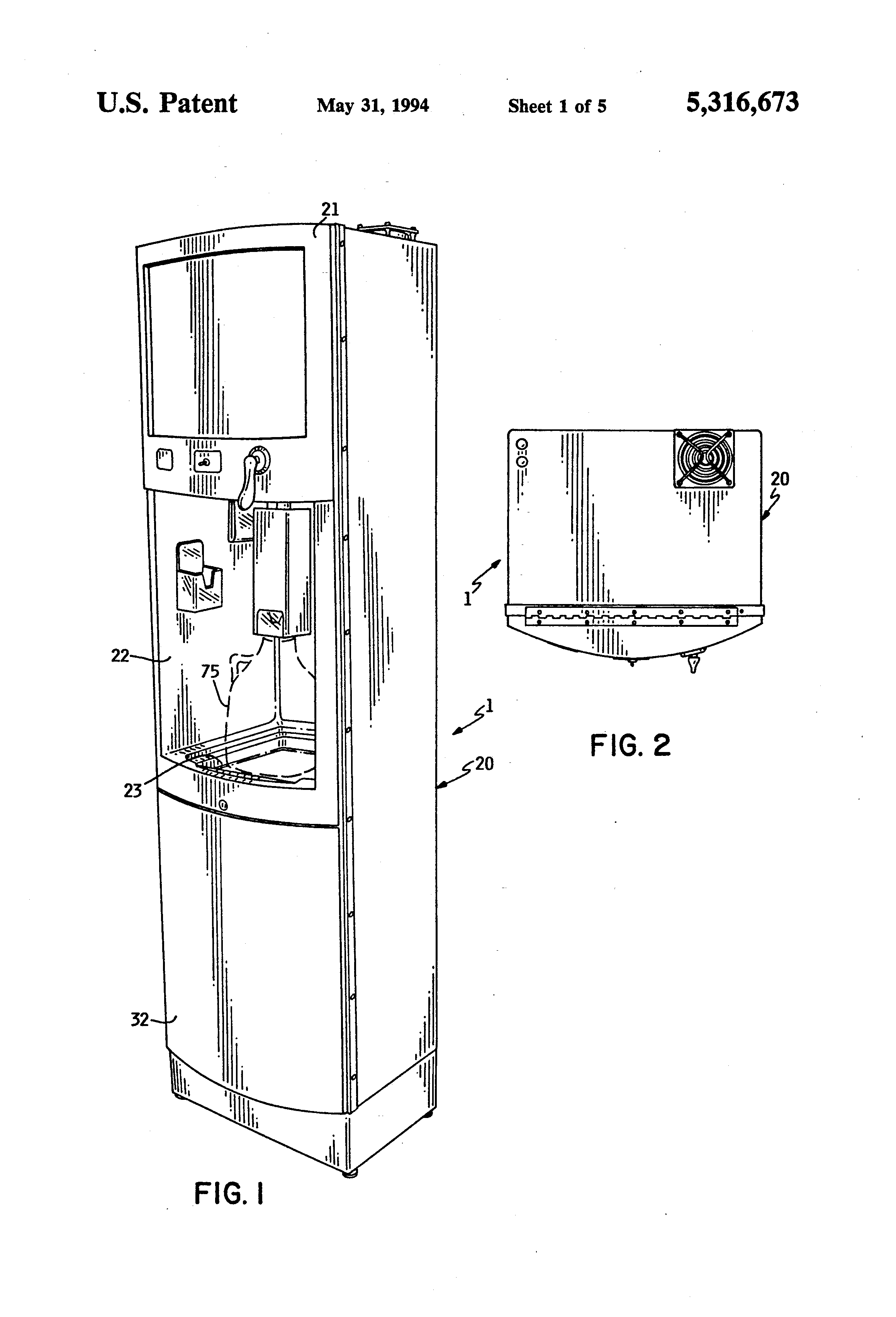 Primo Water Cooler Parts Diagram