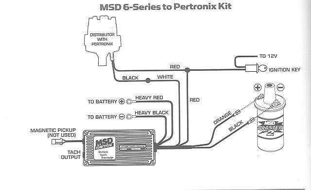 Procomp Cdi 6al Ignition Box Wiring Diagram