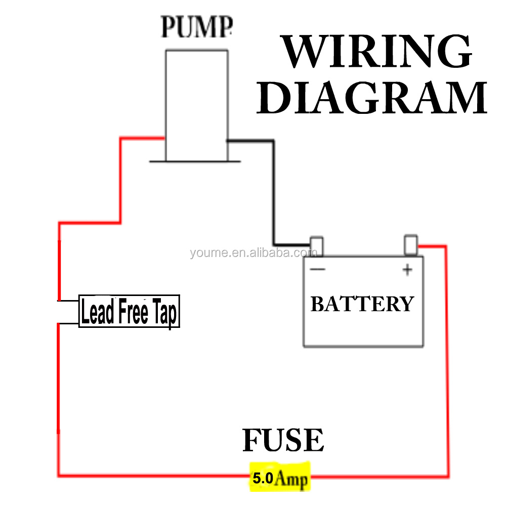 Well Pump Switch Wiring Diagram