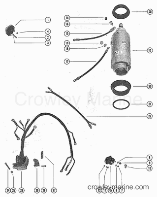 razor electric scooter, for bike twist, position sensor, control motor, body injection, actuator control, on quicksilver throttle control wiring diagram