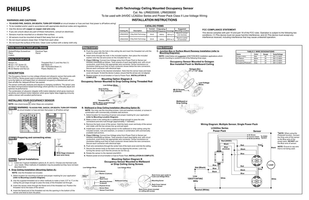 Rab Los800 Wiring Diagram