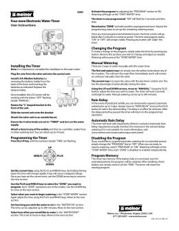 Rainbird Pc206ps Wiring Diagram on