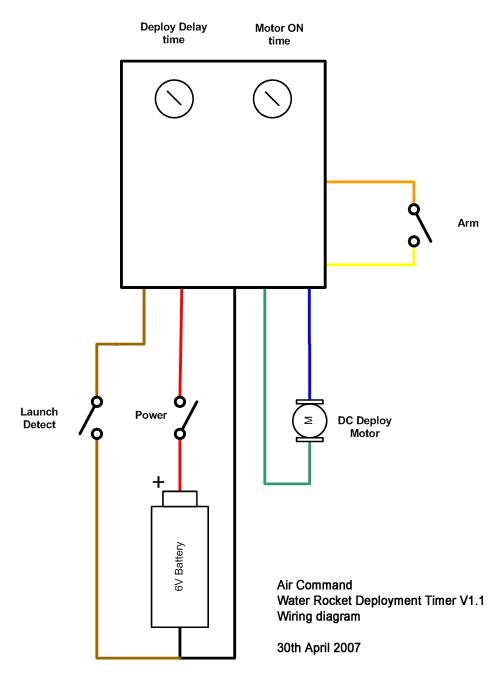 Ranco Electronic Temperature Control Wiring Diagram