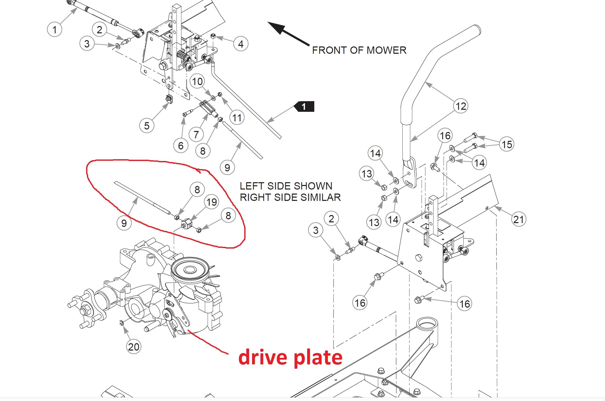 Hustler Raptor Drive Belt Replacement Manual Guide