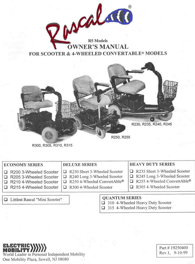 rascal-305-wiring-diagram-7 Rascal Wiring Diagram on service manual, heavy duty scooter shipping weight, scooter parts, mobility models,