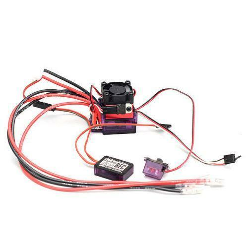 Rc Boat Twin Brushed Motor Twin Esc Wiring Diagram