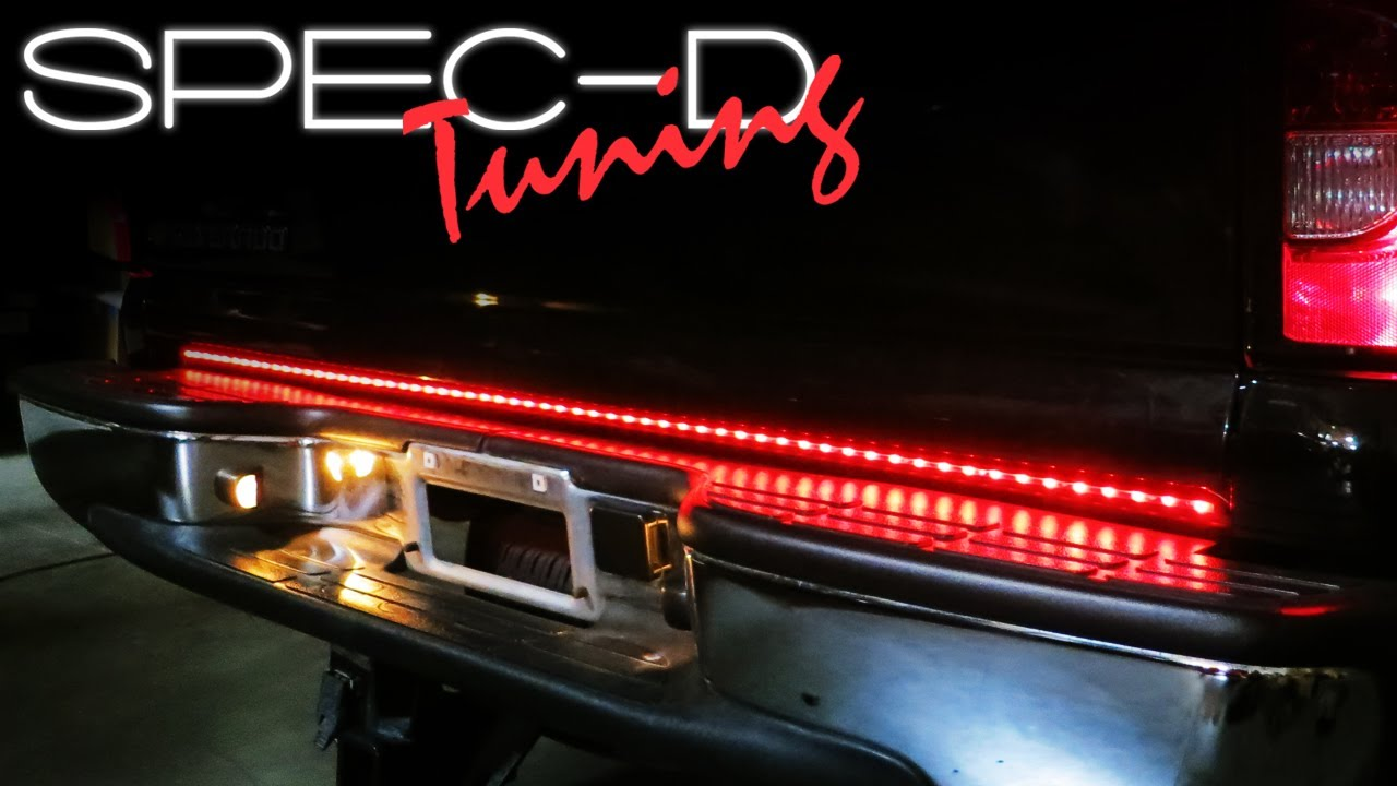 Recon Tailgate Light Bar Wiring Diagram
