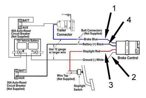 Reese Pilot Wiring Diagram