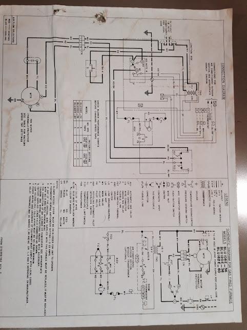 Reznor F200 Wiring Diagram