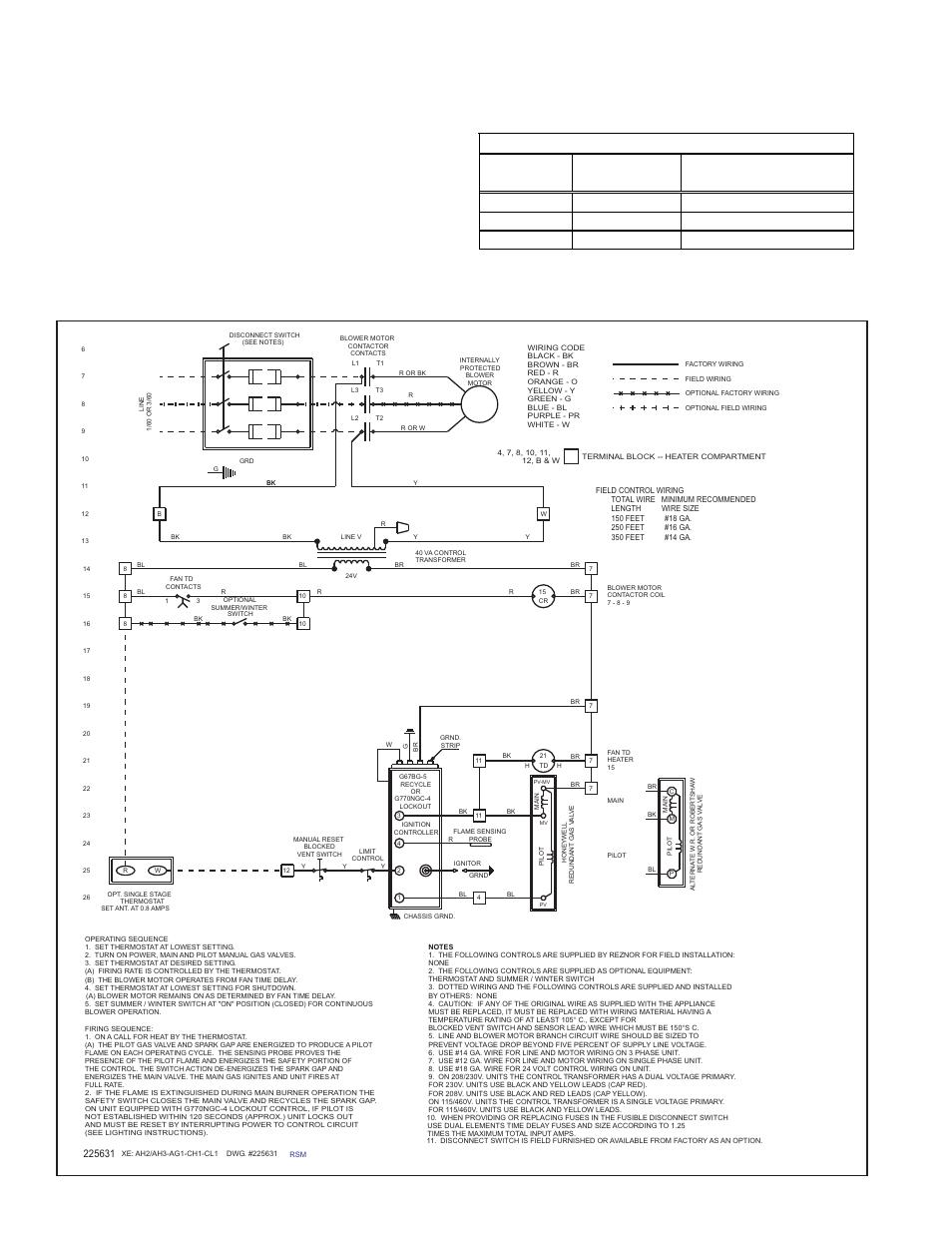 Reznor Unit Heater Wiring Diagram