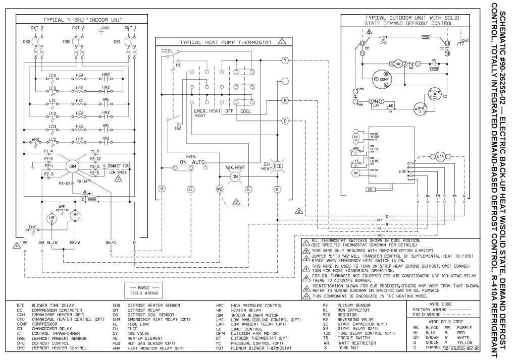 rheem ap14270m wiring diagram