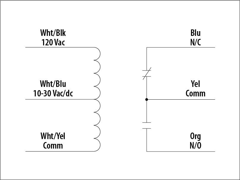 Rib Relay In A Box 2401b Wiring Diagram