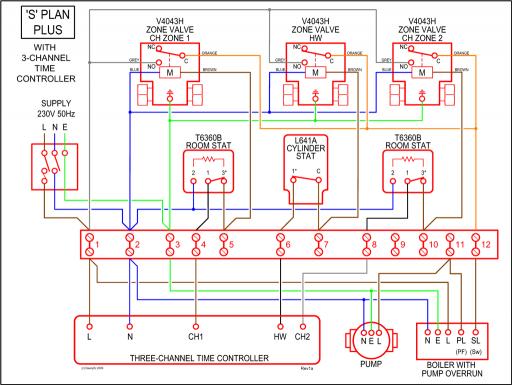 Ribu1c Relay Wiring Ribu1c Circuit Diagrams