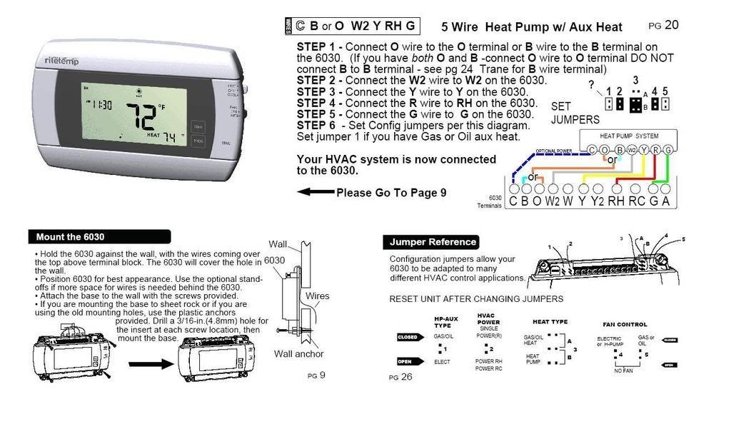 Ritetemp 6022 Wiring Diagram