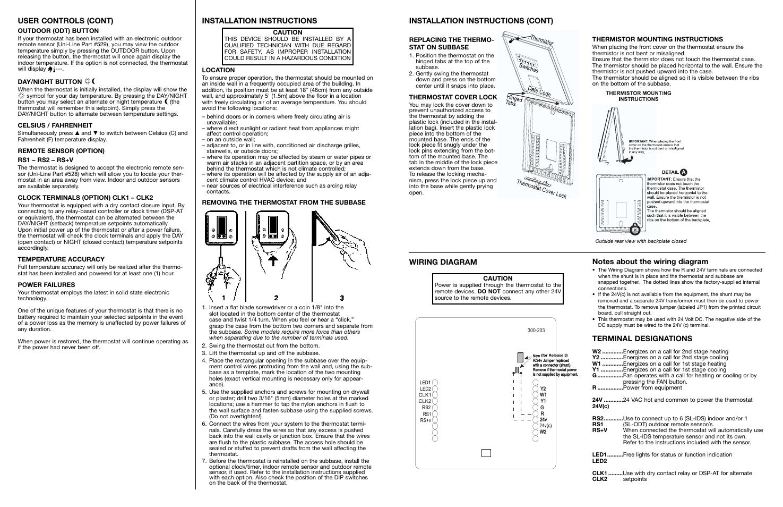 Robertshaw Thermostat Wiring Diagram