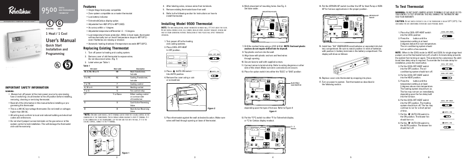 Robertshaw Thermostat Wiring Diagram from schematron.org